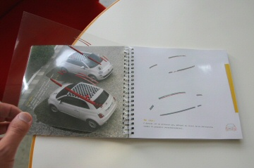 FIAT500 カタログ