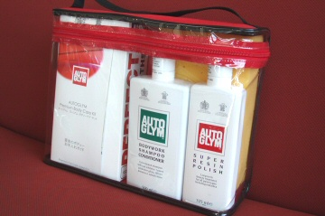 AUTOGLYM Premium Body Care Kit