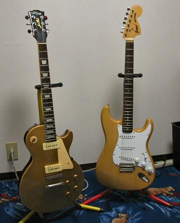 Fender Vs. Gibson