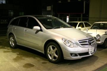 MERCEDES R350