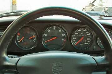 PORSHCE 993 Carrera