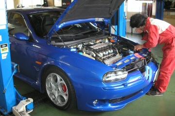 ALFA156 GTA