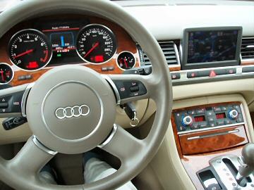 アウディ アウディ a8 内装 : lussocars.com