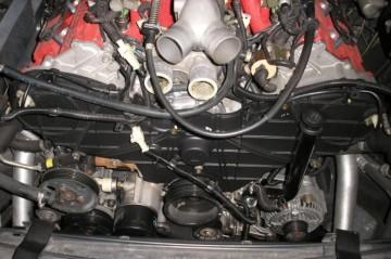 MASERATI Quattroporte Evo.V6