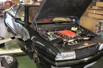 MASERATI Quattroporte Evo.V8
