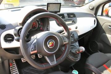 FIAT500 Abarth + YERA